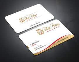 Nro 19 kilpailuun Build me a business card käyttäjältä anuradha7775