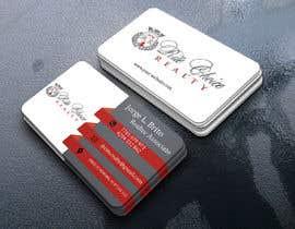 Nro 27 kilpailuun Build me a business card käyttäjältä zahid1999