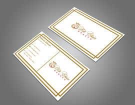 Nro 14 kilpailuun Build me a business card käyttäjältä zubair099