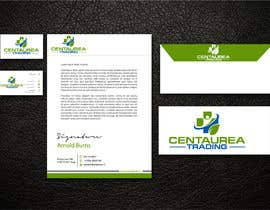 #14 for Develop a Corporate Identity (18 Deliverable) by DarkBlue3