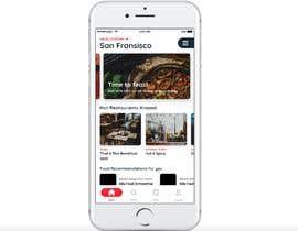 nº 26 pour Design a Delivery App similar to UberEATS par nihalhassan93
