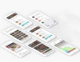 nº 7 pour Design a Delivery App similar to UberEATS par sha1n