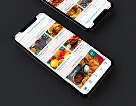 #10 cho Design a Delivery App similar to UberEATS bởi migz487