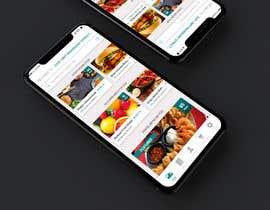 nº 10 pour Design a Delivery App similar to UberEATS par migz487