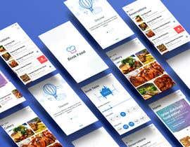 nº 2 pour Design a Delivery App similar to UberEATS par kaziomee