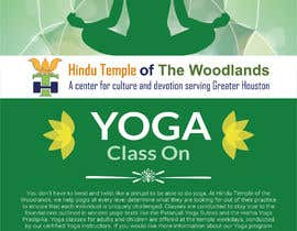 #40 for Yoga Classes Flyer by devinespectrum