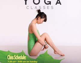 #44 for Yoga Classes Flyer by sangma7618