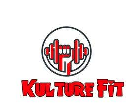 "nº 7 pour Design a Logo for a clothing fitness brand called "" Kulture Fit"" par CreativeDevloper"