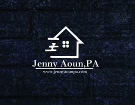 "#41 for I need a logo realyed to real estate, must be elegant and professional. The name must include ""Jenny Aoun, PA."" by Ammad2"