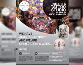 #18 for Flyer Tattoo Studio - Auckland NZ by rpgraph