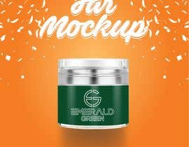 nº 13 pour Mock up product packaging design par fotoexpert