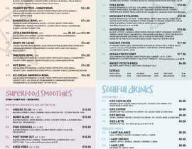 #4 cho menu design bởi turtledes