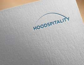 "FioRocco tarafından I need a logo for my company ""Hoodspitality"". Looking for a logo in lettering format. Just the word spelled out in custom font. Clean. için no 49"