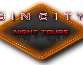 maja3d tarafından Design a Logo for 'Sin City Night Tours' için no 10