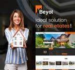 Banner Design Entri Peraduan #13 for Create a real estate site also in colocation (FINDHOMY)