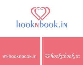 nº 35 pour logo Design for HooknBook.in par surbhibakore