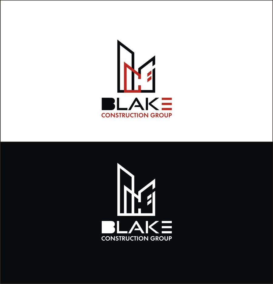 Contest Entry #34 for Simple company logo and letter head for a construction company