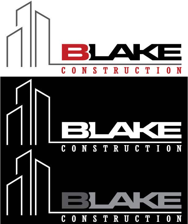 Contest Entry #56 for Simple company logo and letter head for a construction company