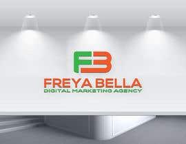 #15 για Create an Awesome Logo Set for Freya Bella Digital Marketing Agency in Sheffield, UK από Mahbud69