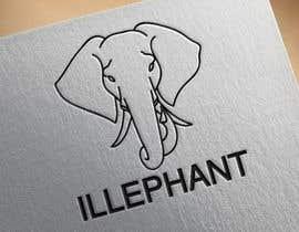 #38 for Illlephant Apparel Custom Designs by GDiklajhossain