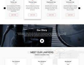 #25 for Build A Website for a National High Volume Law Firm (Personal Injury, Family, Employment etc.) af webmastersud