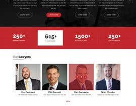#20 for Build A Website for a National High Volume Law Firm (Personal Injury, Family, Employment etc.) af adixsoft