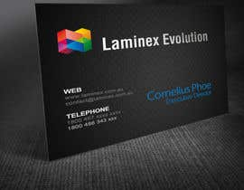 nº 58 pour Logo Design for Laminex par gripfish