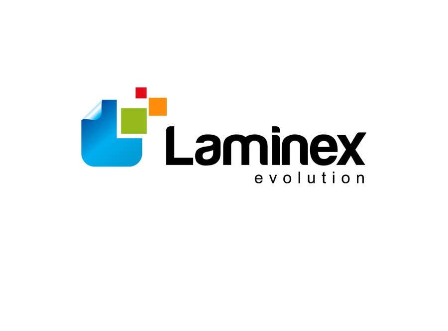 Proposition n°                                        8                                      du concours                                         Logo Design for Laminex