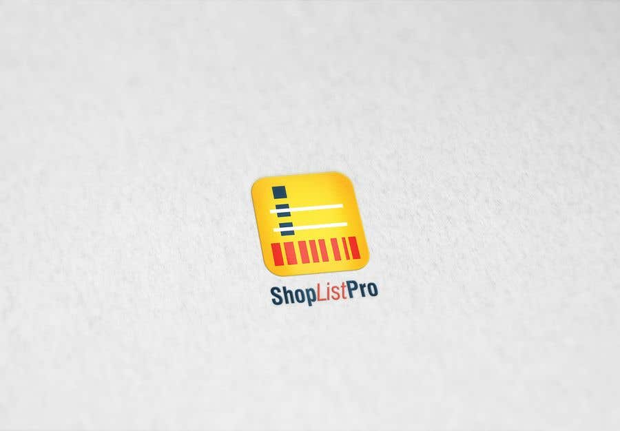 contest entry 5 for mobile app logoicon for shopping list app