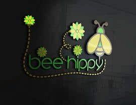 #76 for Design a Logo - Bee Hippy / Diseñar un logotipo by samuel2066