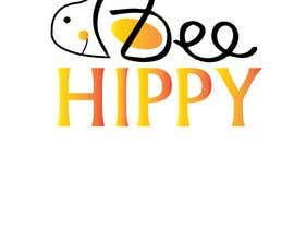 #42 for Design a Logo - Bee Hippy / Diseñar un logotipo by towhid83