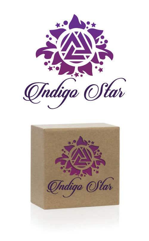 Penyertaan Peraduan #118 untuk Design a Logo for Indigo Star - handmade jewellery