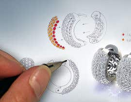 #3 for Need copy-write free images of Diamond Jewellery manufacturing. by designsbymallika