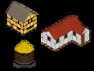 Graphic Design Contest Entry #15 for 50 isometric building designs for iPhone/Android city building game