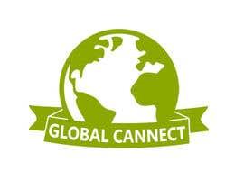 nº 29 pour Design a more professional modern logo for Global Cannect par Sanaullah0001