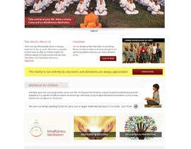 nº 14 pour Wordpress Theme Design for New website for East West Detox, Charity Website par Pavithranmm