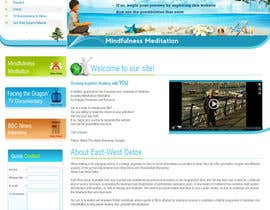 #7 for Wordpress Theme Design for New website for East West Detox, Charity Website af ksmdufreelancers