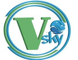 nº 33 pour Design logo for Vsky par mohsinazadart