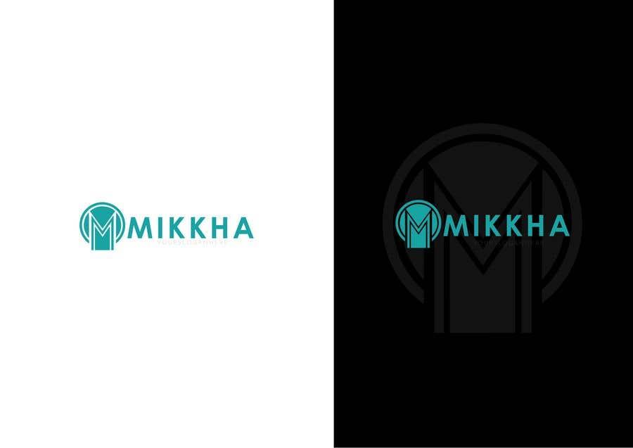 Contest Entry #205 for Mikkha Company logo
