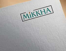 #207 for Mikkha Company logo by saadmanjobayed