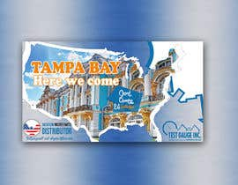 #46 per Banner for Florida da Designerkawsar