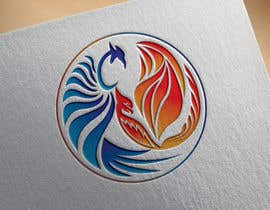 #14 para Fire and Water Phoenix Logo por dewannasiruddin