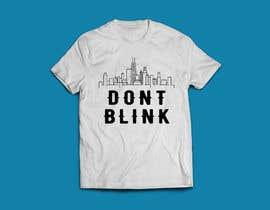 nº 12 pour Dont Blink with Chicago skyline par MrAkash247