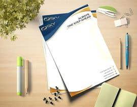 #28 for Design company letterhead by sdgraphic18