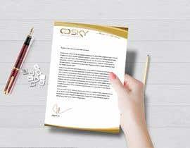#23 for Design company letterhead by hossaingpix