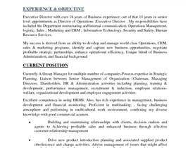 #10 for CV/resume rewriting with professional approach. by Sabarafath