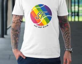 #43 for Design A T-shirt for our LGBT tennis team! af soikot08