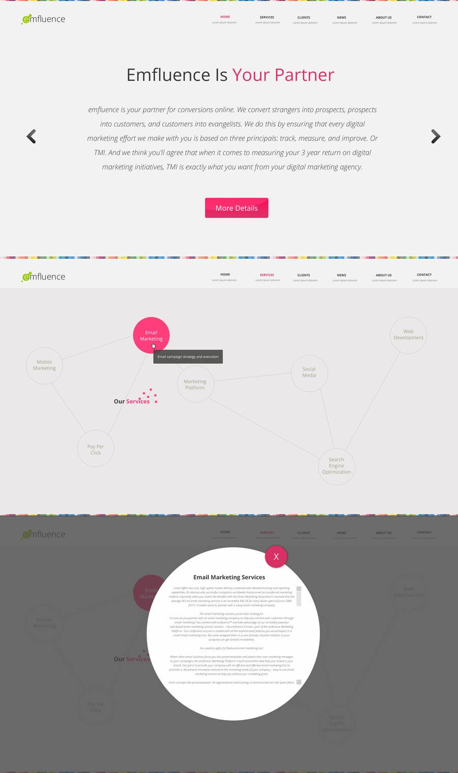 #50 for Website Design, Responsive, HTML5 by webgik