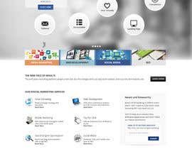#39 for Website Design, Responsive, HTML5 by Pavithranmm