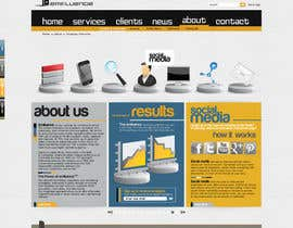 #27 for Website Design, Responsive, HTML5 af pixel11